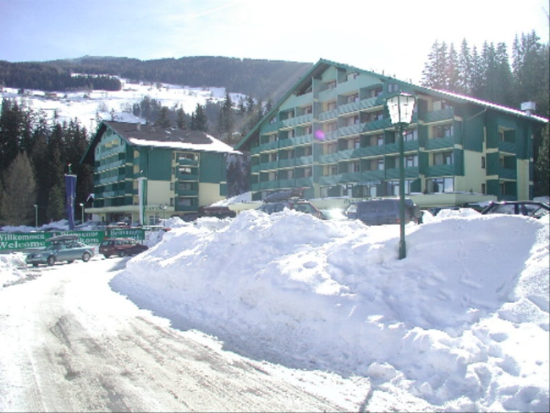 Alpine Club apartmanház