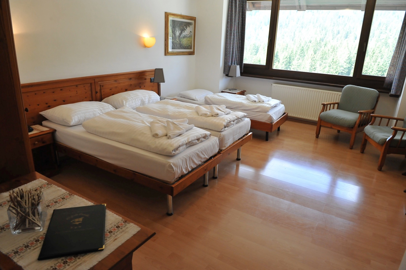 Al gallo Forcello hotel