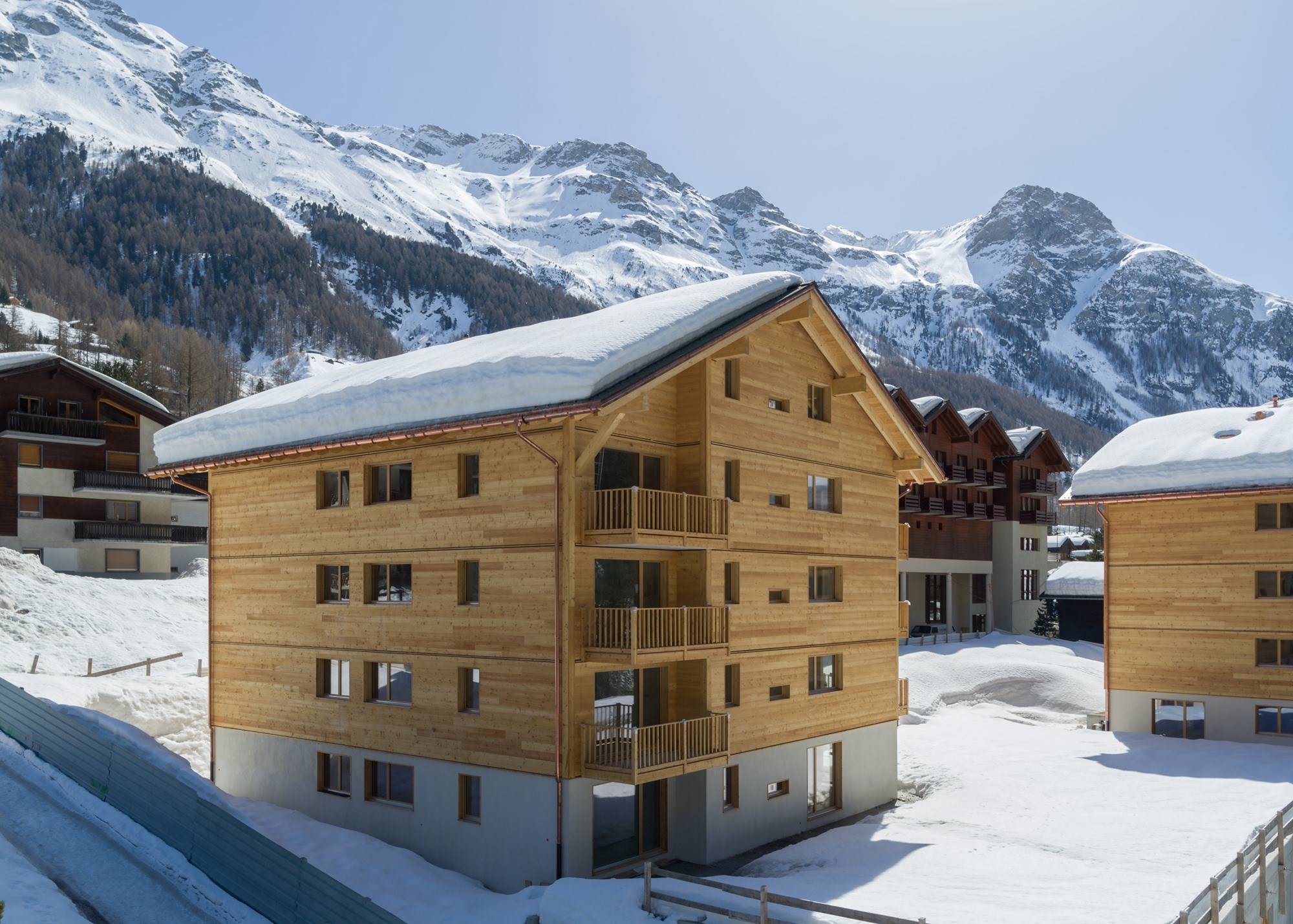 Swisspeak Resort/Zinal